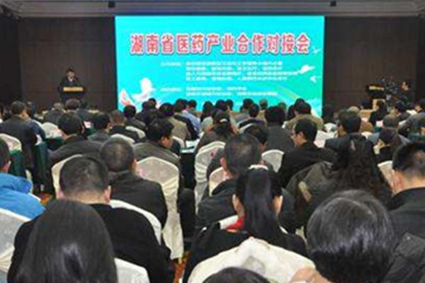 湖南省人民政府办公厅关于促进医药产业健康发展的实施意见